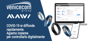 Arginiamo Il Contagio Da COVID-19 Con Smart Wearables, App E Artificial Intelligence