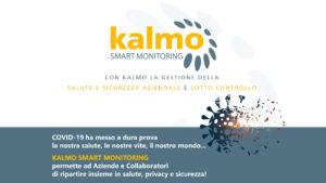 Coronavirus: il monitoraggio preventivo dei lavoratori con Kalmo Smart Monitoring